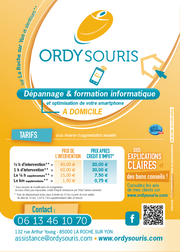 flyer ordysouris