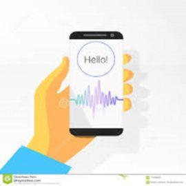 Pilotez son téléphone à la voix