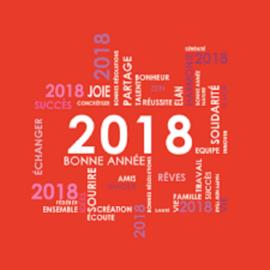 Meilleurs voeux d'Ordysouris et 3 résolutions en 2018